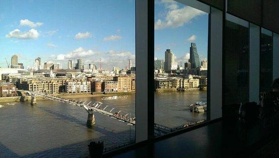 Tate Modern : Manzara Harika !