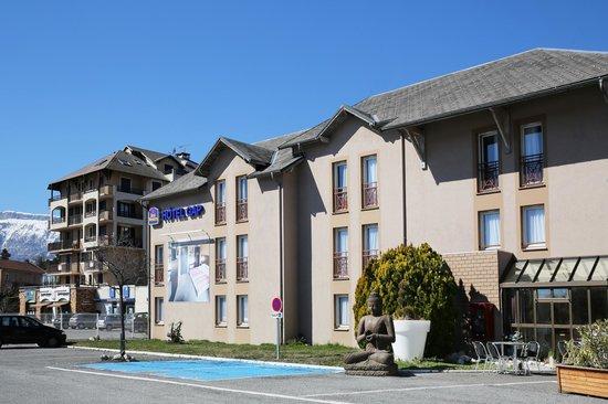 BEST WESTERN Hôtel Gap : Façade