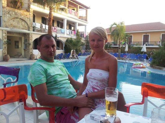 Zante Plaza Hotel & Apartments: Excelent