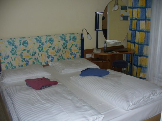 Starlight Suiten Hotel Salzgries: Letto