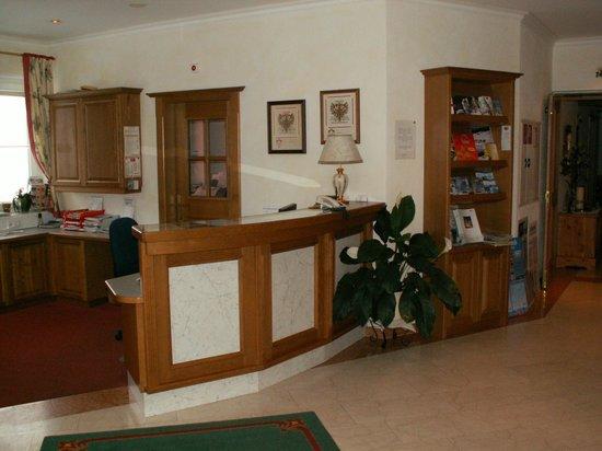 Hotel Elisabeth : Eingangsbereich