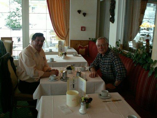Hotel Elisabeth : Einer der Speisesääle