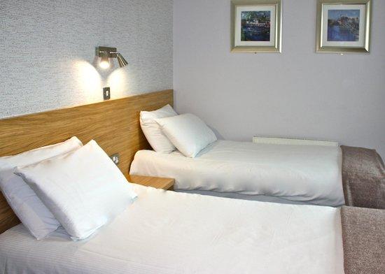 Jackson Court Hotel: Standard Twin Room