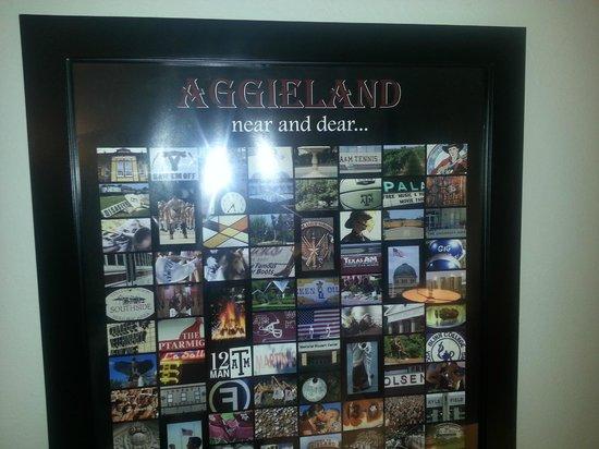 Abigaile's Treehouse : Aggieland