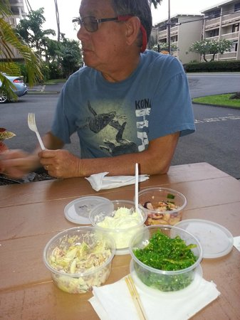 Da Poke Shack: variety is great