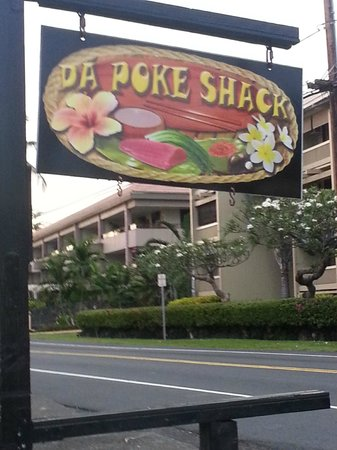 Da Poke Shack: Here is how you locate it