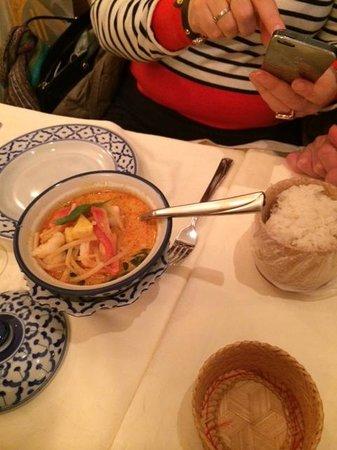Chieng Mai : soupe Thaï