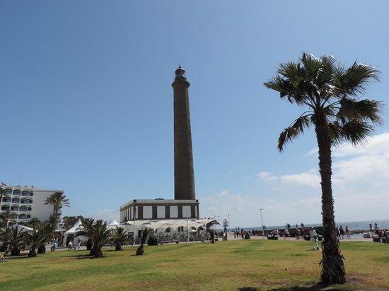 Faro de Maspalomas: Lighthouse