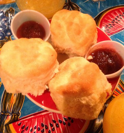 The Flying Biscuit Cafe: Biscuits