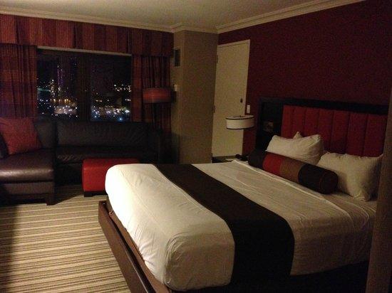 Golden Nugget : Bedroom