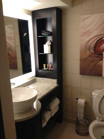 Golden Nugget: Bathroom