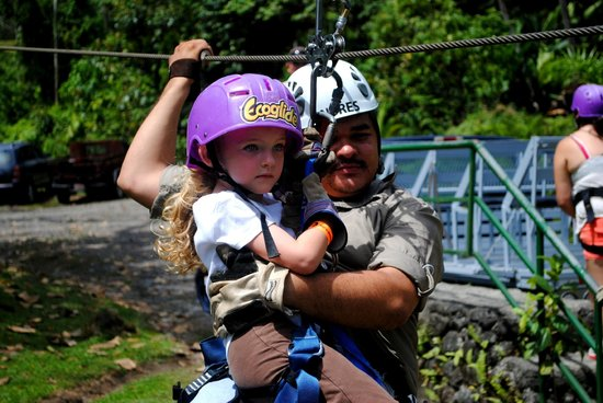 Ecoglide Arenal Park: A guide makes all the difference.