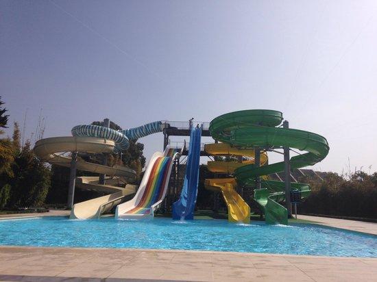 Atlas Amadil Beach Aqua Sun : Toboggans au TOP