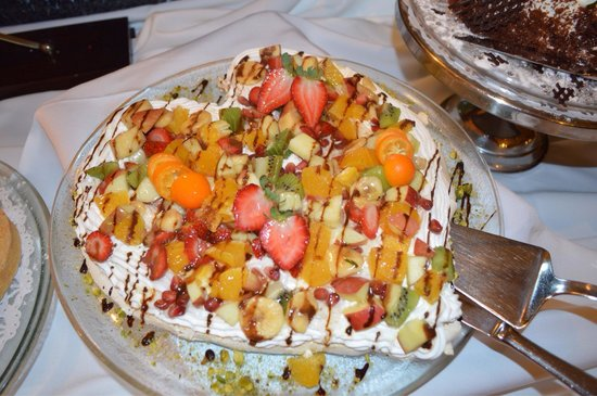 Aquamare Beach Hotel & Spa: The dessert - February 2014 @ aquamere hotel