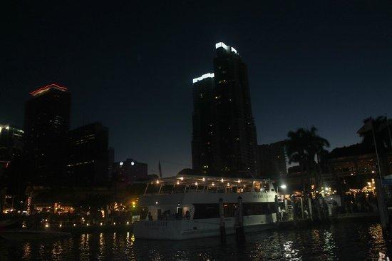 Thriller Miami Speedboat Adventures: returning to Bayside Market