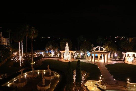 Monarch Beach Resort: Albero di Natale
