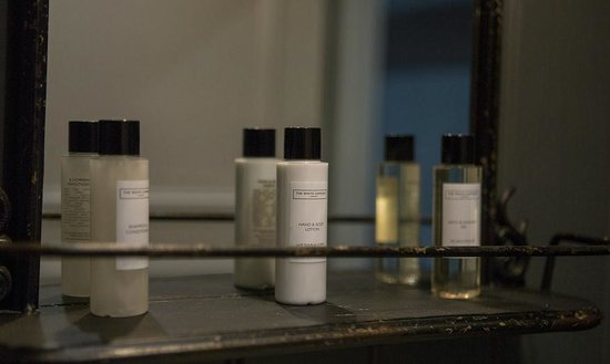 White Lion: White Company Toiletries!