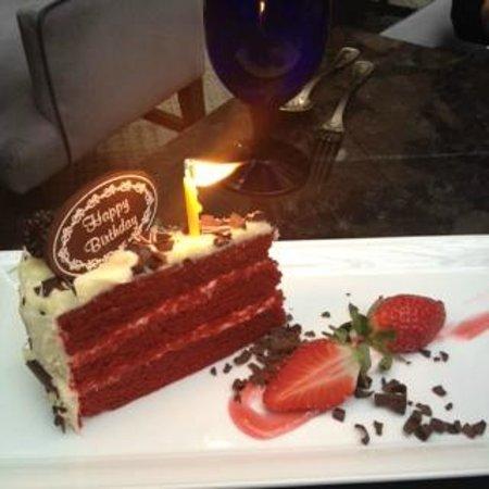 Happy Birthday Cake W