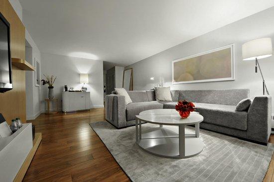 The James Hotel: Premium Suite