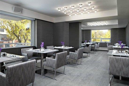 The James Hotel: Odessa Breakfast Room