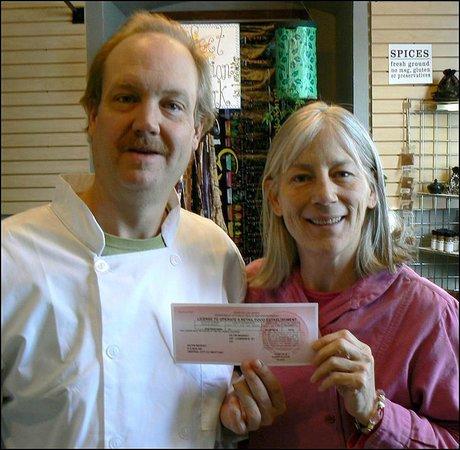 Burger Joint: Dave and Karen
