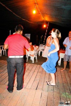 Hotel Roberto's Bistro : salsa