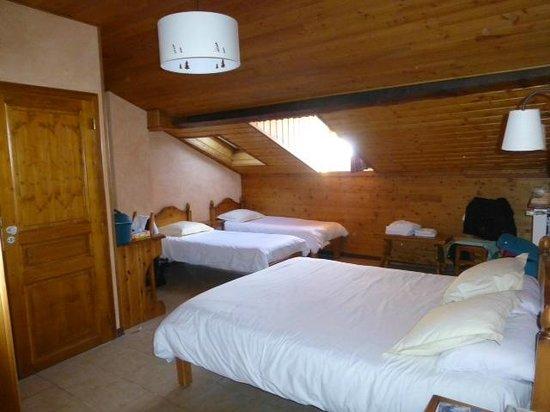 Hotel Alpis Cottia : la chambre 16