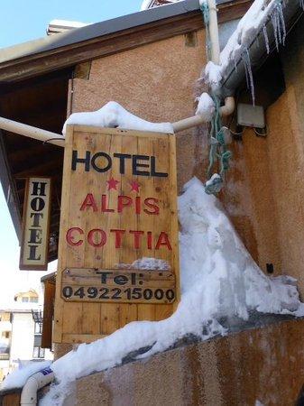 Hotel Alpis Cottia: L'hotel