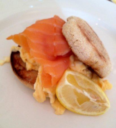 Randolph Hotel: Breakfast choice day 1