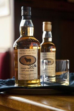 The Old Clubhouse: Special Label Grand Opening Edition Springbank