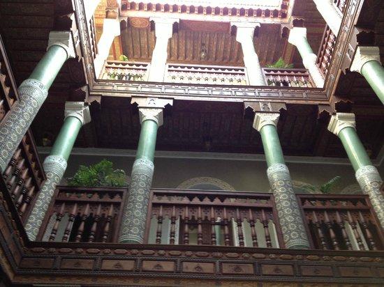 Riad Mumtaz Mahal : le riad