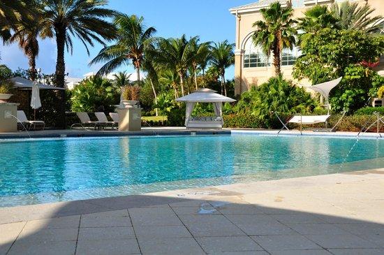 The Ritz-Carlton, Grand Cayman : quite pool