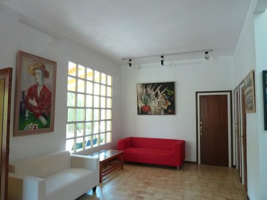 Can Millan Costa Brava : Sala de estar