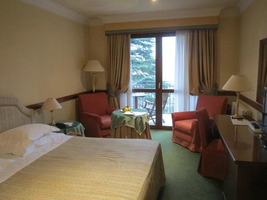 Relilax Hotel Terme Miramonti : Bedroom