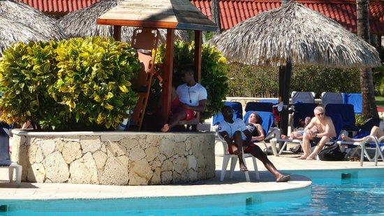 Grand Palladium Punta Cana Resort & Spa: pileta