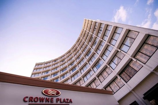 Crowne Plaza Portland-Downtown Convention Center: Hotel Exterior