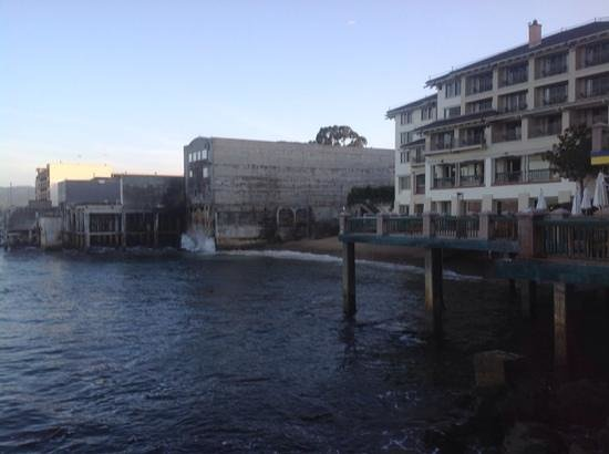 Monterey Plaza Hotel & Spa: a view from Schooners