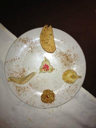 La Table by Madada : une dégustation de desserts marocains