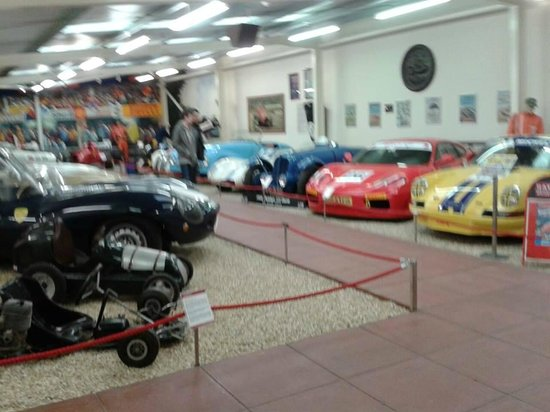 Haynes International Motor Museum: Exhibition