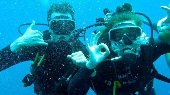 Blue Season Bali: SCUBA DIVING!