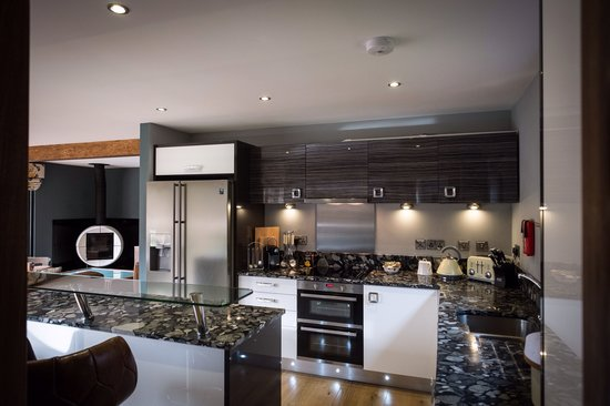 Studford Luxury Lodges: Luxury Kitchens