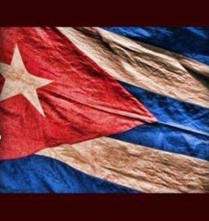 Twisted Cuban Cafe & Bar: Cuban Flag