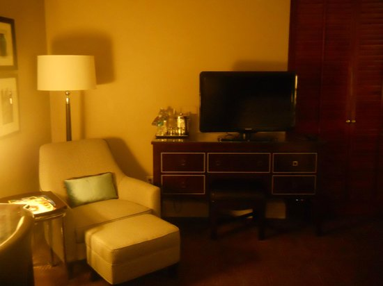 Sheraton New Orleans Hotel: room