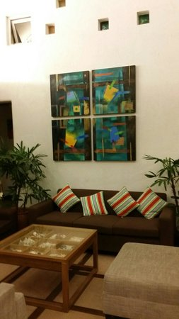 Hotel Soffia Boracay: Lobby