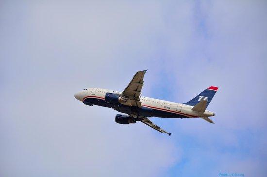 Charlotte Douglas Airport Overlook: US Airways