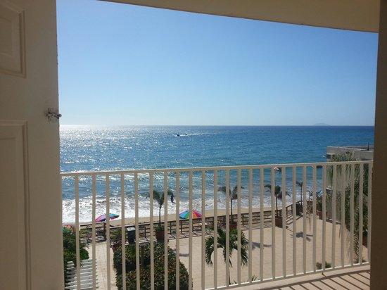 Villa Cofresi Hotel : view from balcony