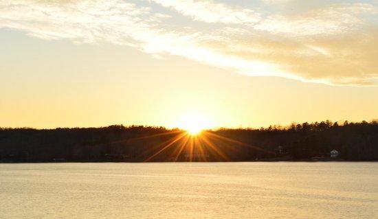 Lake Norman: Divine light
