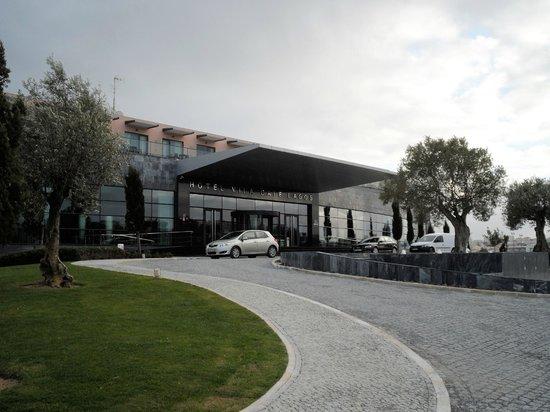 Vila Galé Lagos : HOTEL ENTRANCE