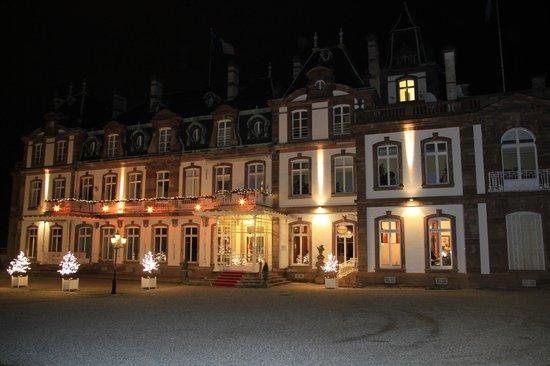 Hotel Chateau de Pourtales: Le Chateau