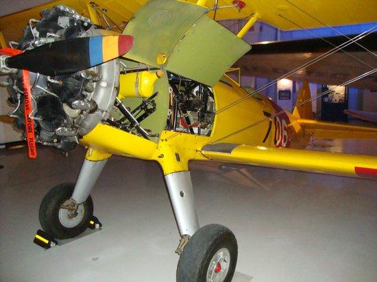 Carolinas Aviation Museum: oldun